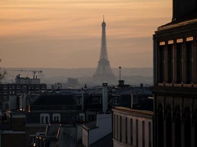 巴黎遭遇十年來最嚴重空氣污染