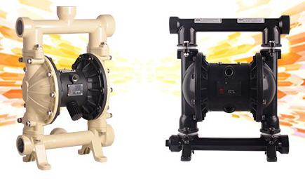 边锋泵业产品全面升级 气动隔膜泵再获新突破