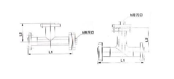 t型过滤器结构图