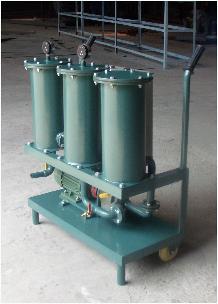 液压油滤油小车