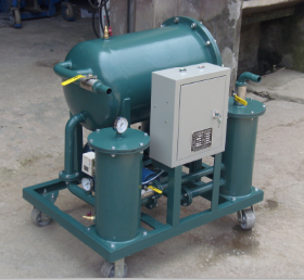 轻质油滤油机