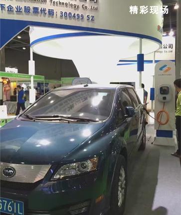塑造品牌力量 2017广州新能源汽车展精彩预告