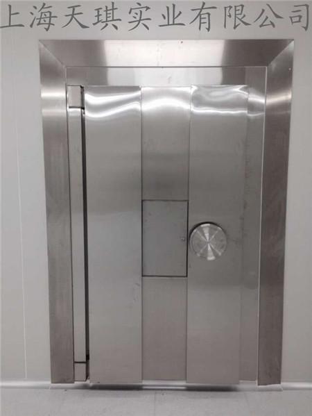 不锈钢金库门