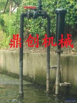 不须制作防音设备:沉水式鼓风机因置于水中