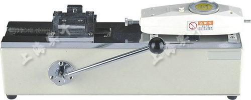 手动卧式拉压力试验机-卧式拉压力试验机