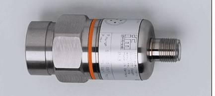 主要有电阻应变式,压阻式,热电阻,热敏,气敏,湿敏等电阻式德国ifm