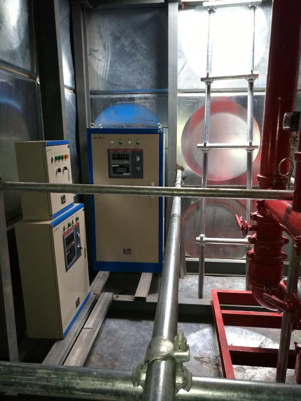 5型号,一用一备.   4.7.2吸水管路应设置在集水坑内.