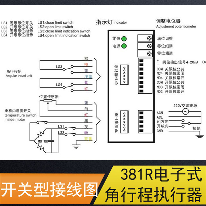 341rxa-05-341rxa-05电压ac220v防爆型电动执行器