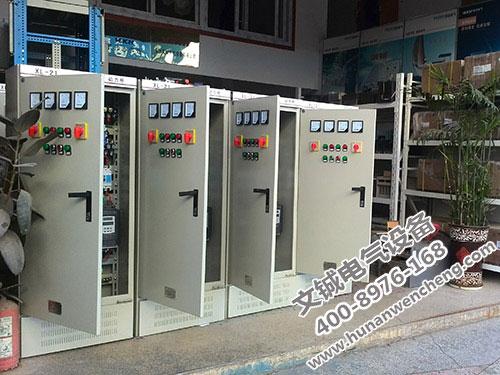 2, 主要回路   水泵控制柜主要回路由隔离电路,短路保护,过载(后备