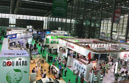 深圳充电设备展6月举行 新兴充电桩企业借势抢占市场