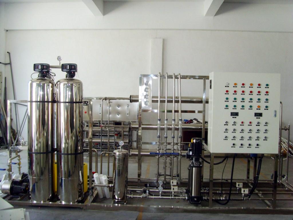 安徽合肥水处理设备企业 净水管理系统 安徽纯化水系统