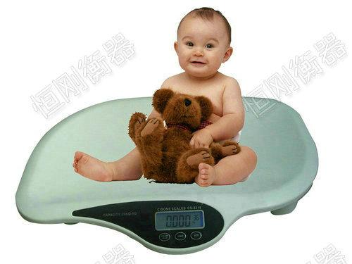 宝宝体重电子称