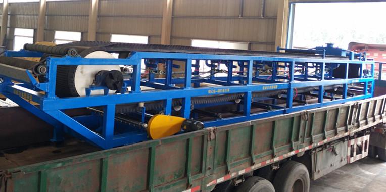 我公司真空皮带机污水处理设备成功发货