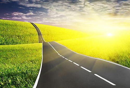 建成生态环保高速路 一带一路实践绿色发展新
