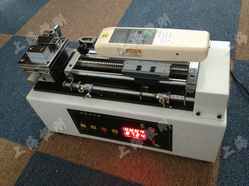 电动卧式试验台