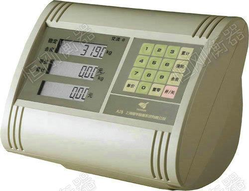上海耀华xk3190-a25称重显示器