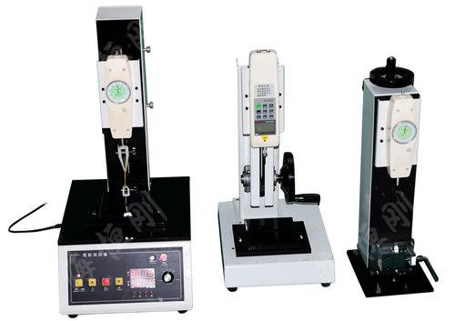 电动单柱立式测试台