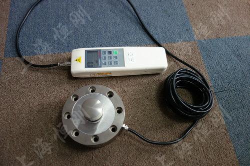轮辐式拉压测力仪