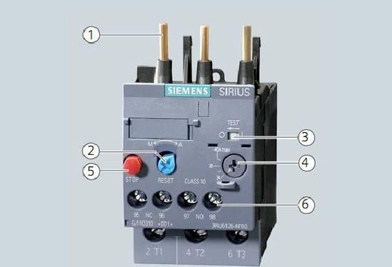 系列进口电子式过载继电器