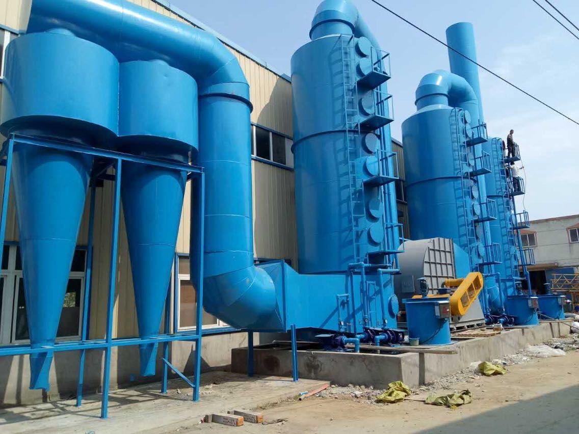 各类酸处理方法-技术文章-杭州绿源环保设备厂鞋厂精力图片