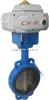 D971X-10CD971电动对夹蝶阀